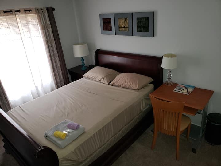 Serene, Comfortable, Modern Home