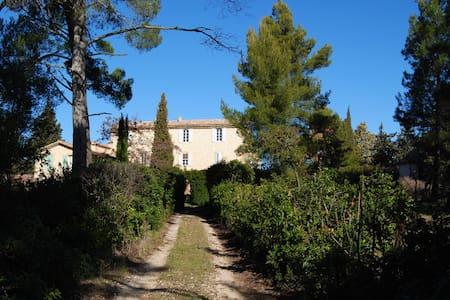 appartement de charme  à Pertuis en Luberon - Pertuis - Apartment