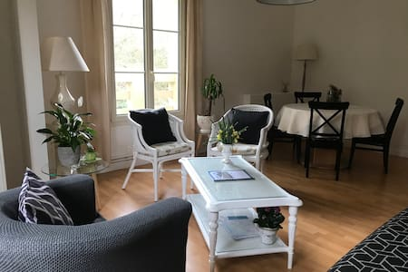 Appartement calme (0-24h)