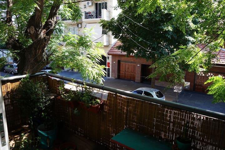 Monoambiente Amplio. Super luminoso - Buenos Aires - Apartment
