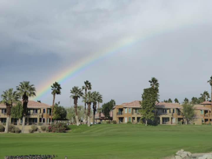 Marriott Desert Springs Villas II.  Coachella Week