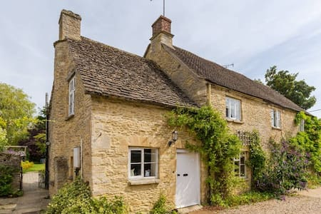 Cotswolds Cottage in Langford  - Maison