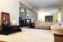 Open Public Living Room