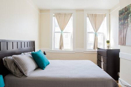 Three Bed North End   Downtown Boston - Boston - Wohnung