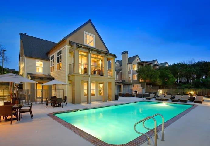 Luxury apartment in San Rafael
