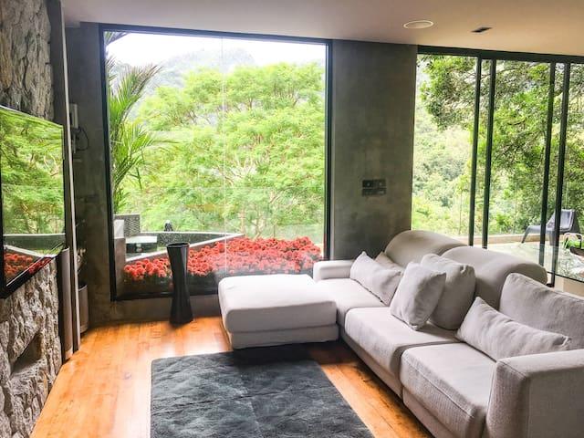 Spacious penthouse mountain view - อ.กะทู้, Провинция Пхукет, 83150, Таиланд - Apartment