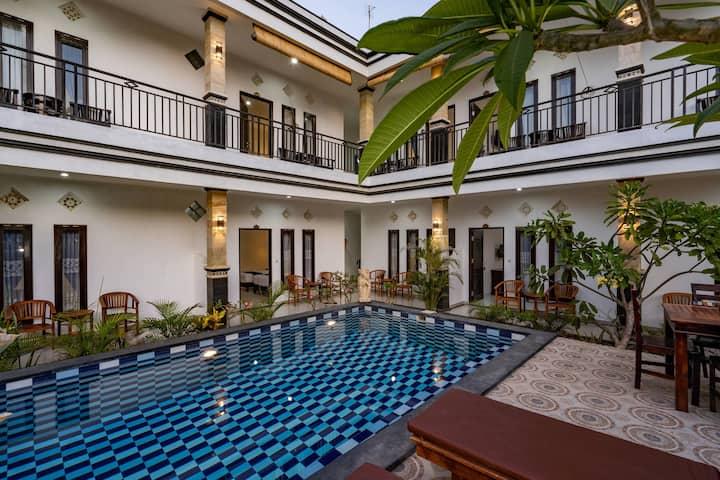 Nusa Sentana Lembongan Bali - Twin Room