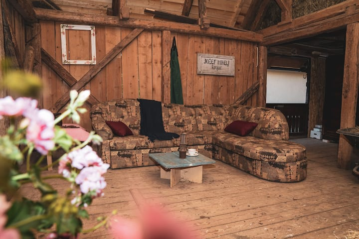 Boutique Ranch, Bohinj Hay barn Glamp