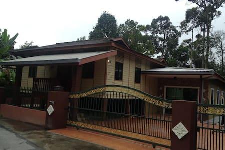 Saba Homestay - Haus