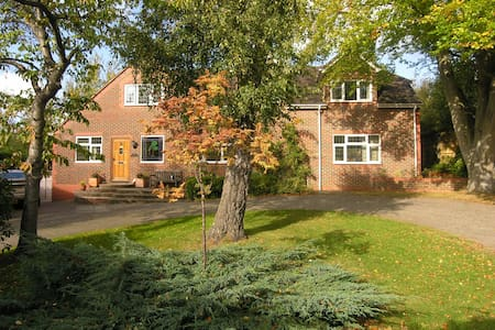 Luxury double bedroom/sitting room suite/bathroom. - Central Bedfordshire - Bed & Breakfast