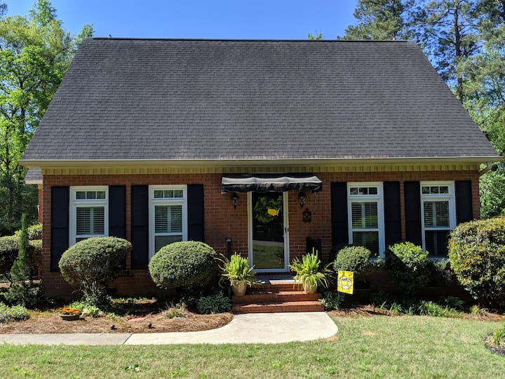 Masters rental in beautiful North Augusta