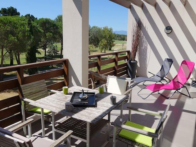 3-room apartment 65 m² Le Golf Clair - Saint Cyprien - Apartemen