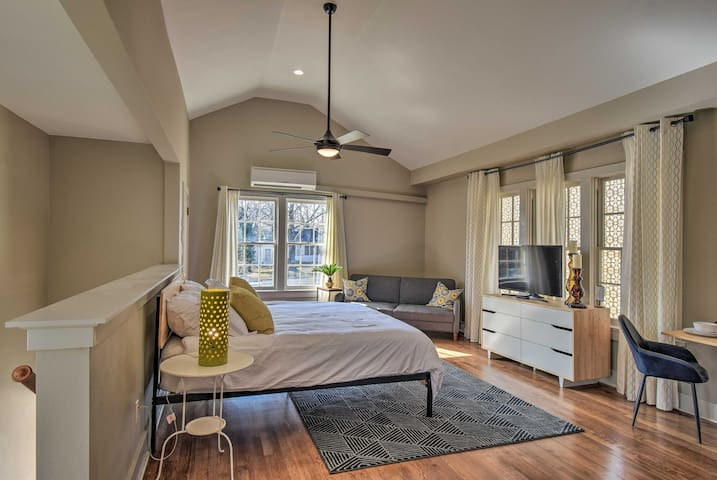 Remodeled Apartment ~3 Mi to Hot Springs Ntl Park!