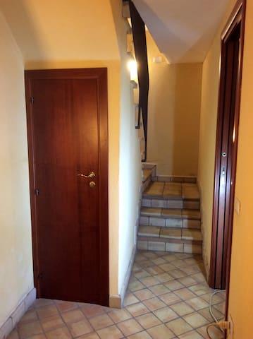 House entrance - Ingresso Casa