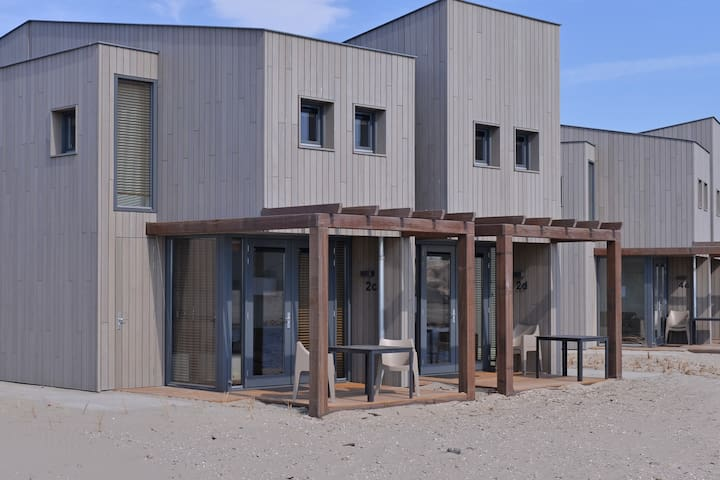 Luxe Hotel Studio Familie voor 4 personen Ouddorp
