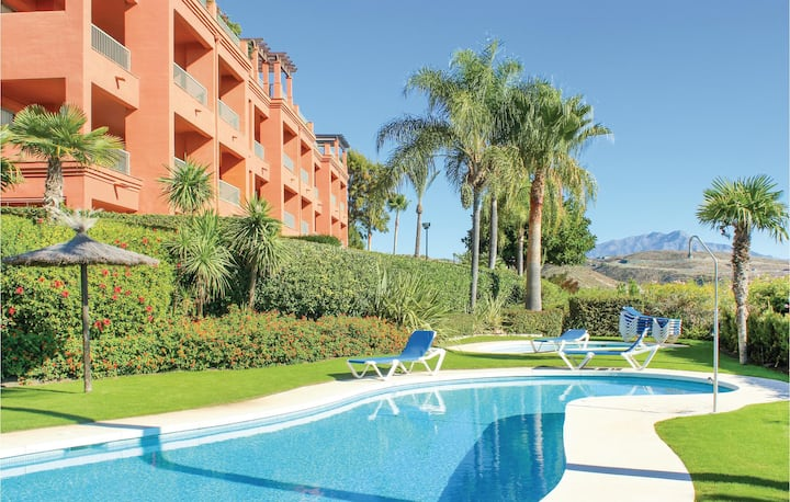 Holiday apartment with 2 bedrooms on 125m² in Benahavís