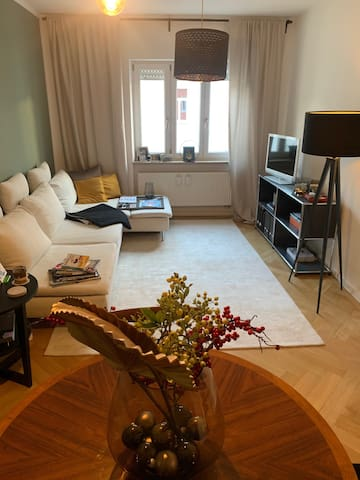 Charming Flat in the best location 60qm