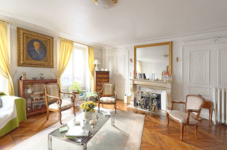 la Castellane - Parigi - Bed & Breakfast