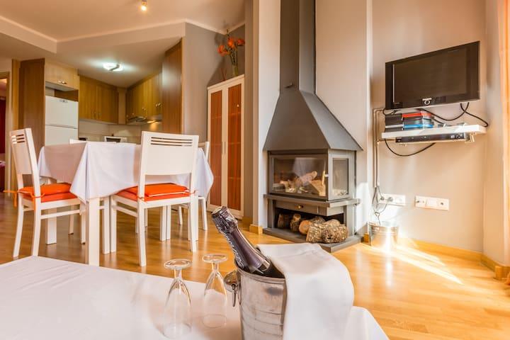 Apartamento Pua-Ginesta