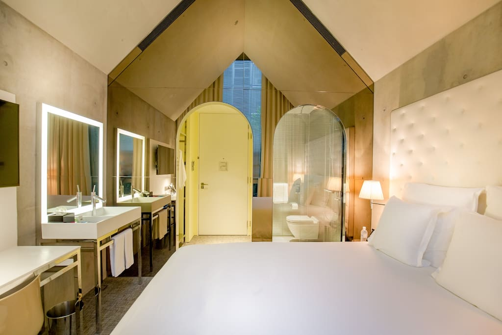 Philippe Starck Designed Room