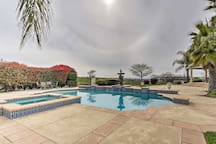 Leave your worries behind as you enjoy this luxury vacation rental villa!