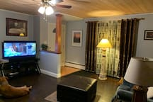 Living room shared with 2 other people