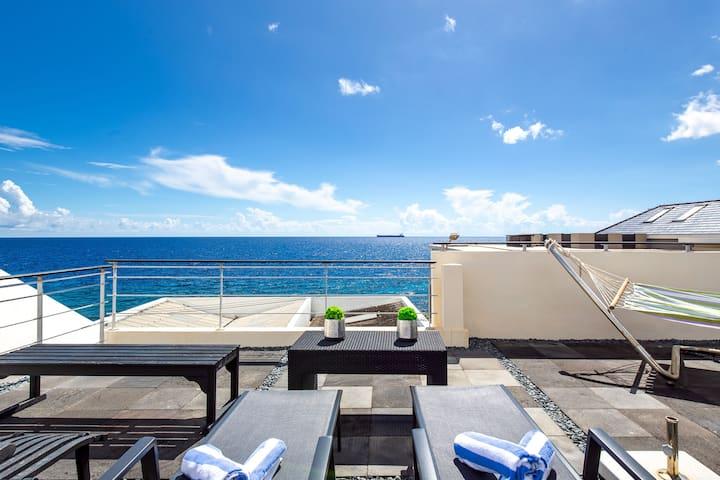 Unique 5BR Design Home W/ Oceanview Rooftop Terrace