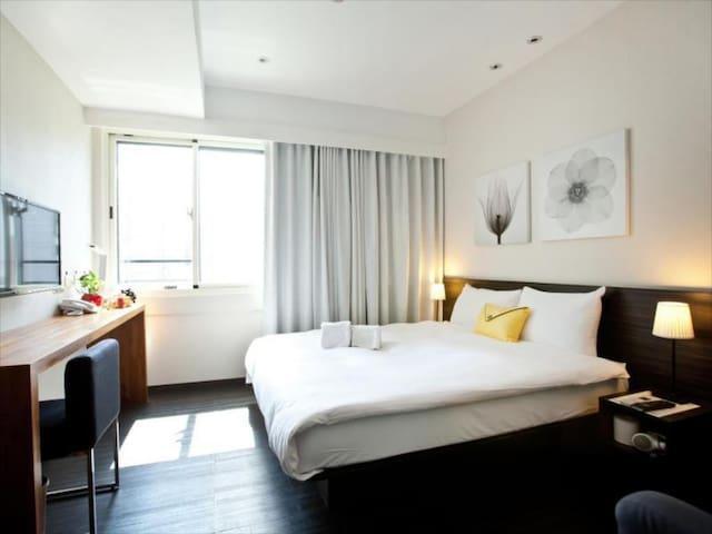 尚印旅店 雙人房不限房型