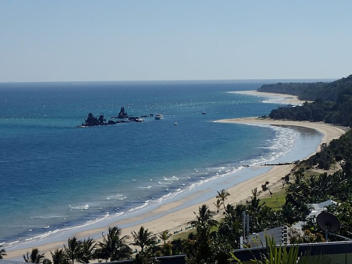 Blue Ocean View Beach House,  welcomes you!