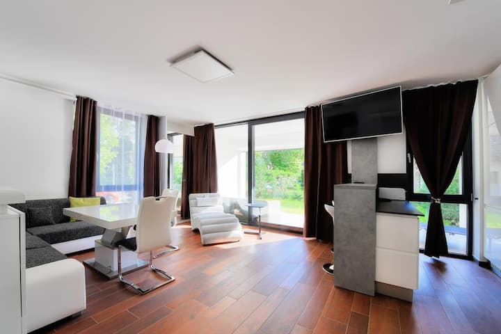 Port Oliver - 1 Bedroom Apartment for 4 person