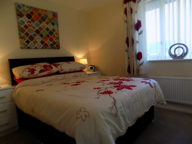 Double room in Plymouth - Plymouth - Ev