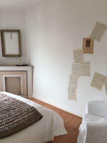 La chambre Mozart