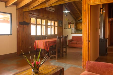 between mountains and river - Luján de Cuyo - Chalet