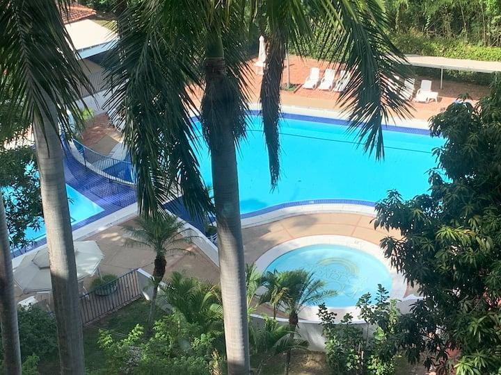 Apartamento en el Girardot Resort