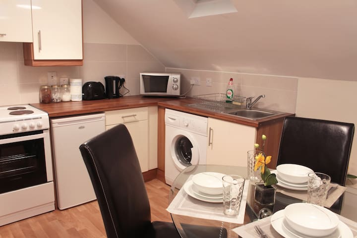 1 Bed Apartment Cork City Centre (No. 6) - 코르크 - 아파트