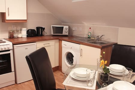 1 Bed Apartment Cork City Centre (No. 6) - Cork - Wohnung