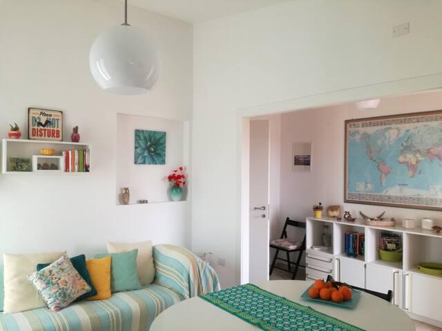 La Gran Torre Sea view apartment