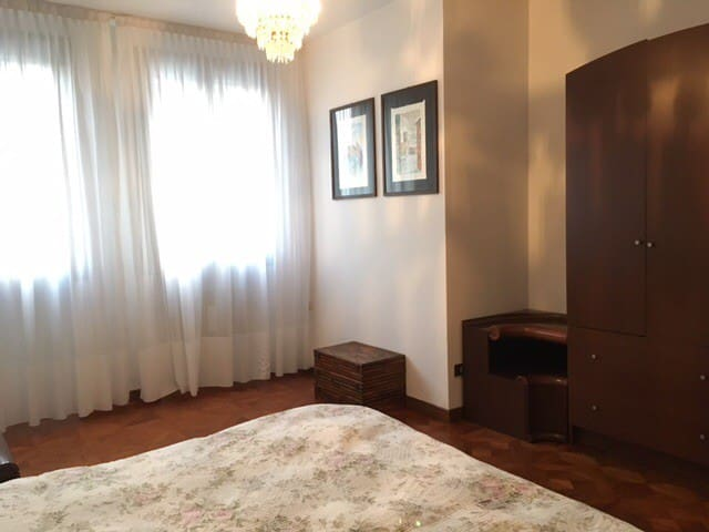Flat at Marostica with Castle View - Marostica - Apartment