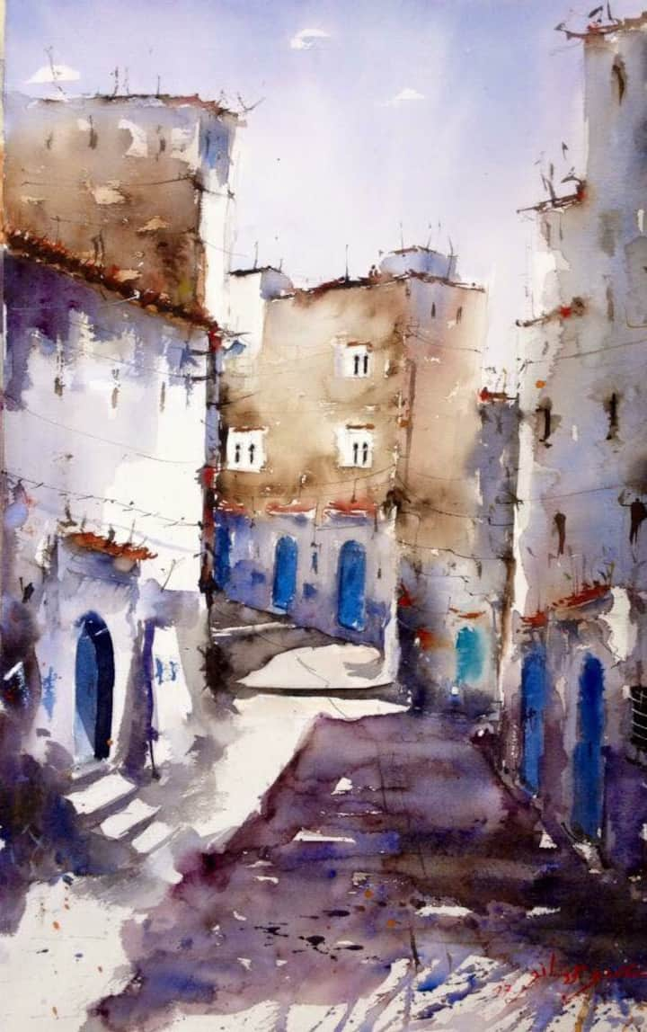 Feel Home in chaouen