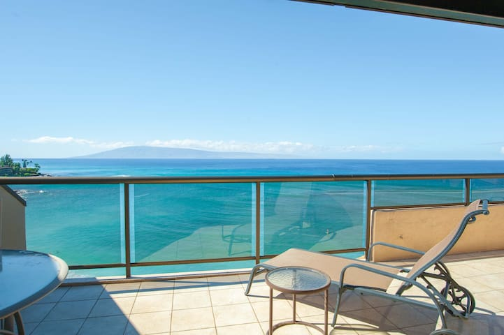 Maui Beachfront Penthouse--3bed/3ba