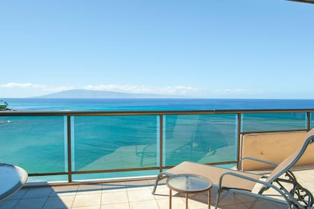 Maui Beachfront Penthouse--3bed/3ba - Lahaina