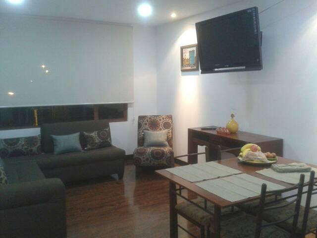 Departamento nuevo 2 dormitorios - Cuenca - Apartment