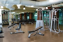 Grand Park Community Recreation Center Gym