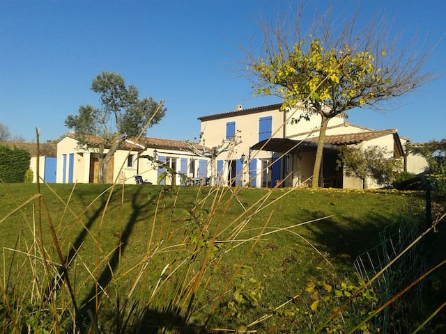 Villa Golf en Drome (+private pool) - Montboucher-sur-Jabron - Villa