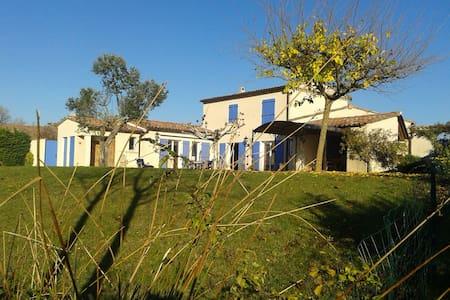 Villa Golf en Drome (+private pool) - Montboucher-sur-Jabron