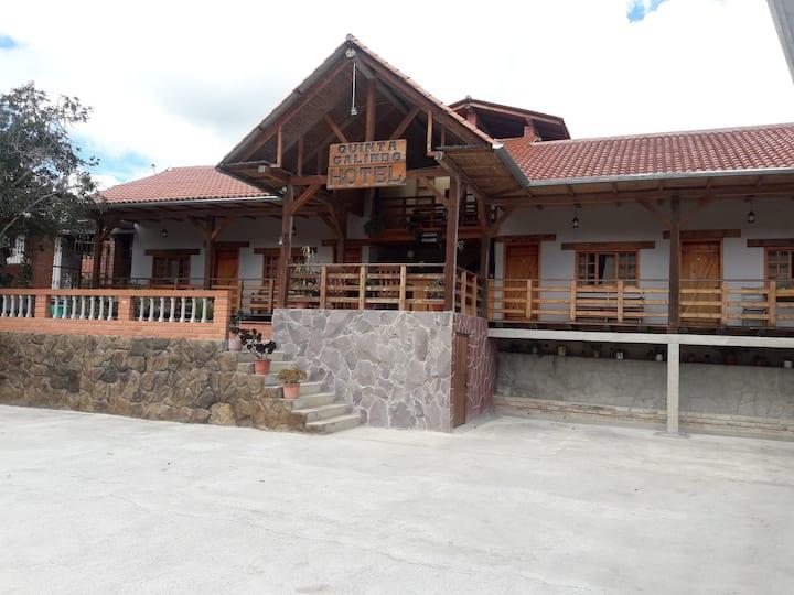 Hotel Quinta Galindo