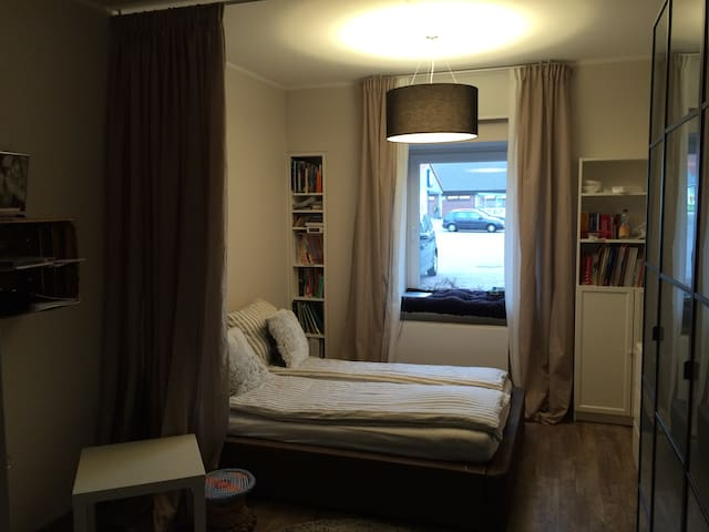 Cozy room in an amazing zone - Hannover - アパート