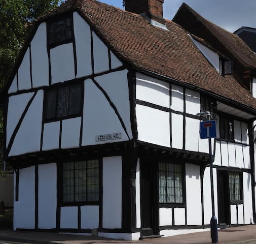 Lovely medieval timber framed cottage