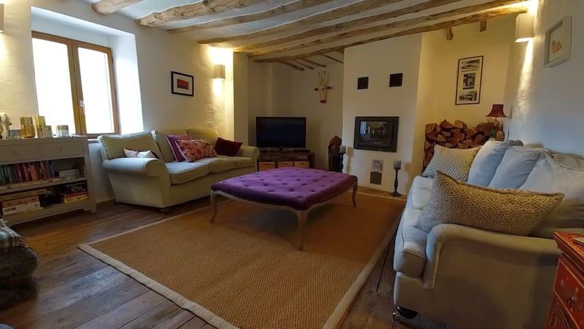 3 bedroom, 2 bathroom house in Serre Chevalier