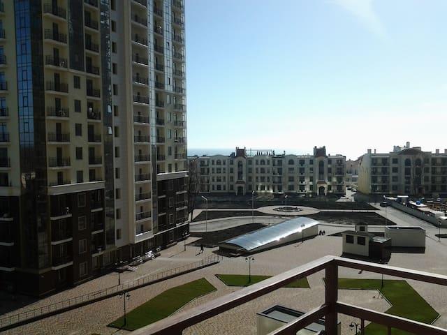 Элитная квартира с видом на море 8 Жемчужина